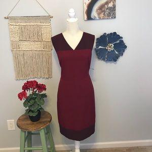 NWT NY&CO fall sheath dress